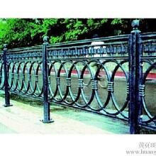 供应铸铁护栏铸铁围墙道路护栏阳台护栏公路护栏网图片