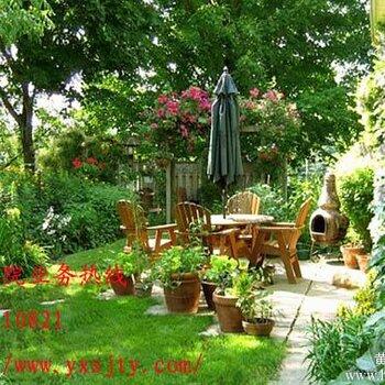 古代庭院设计风格