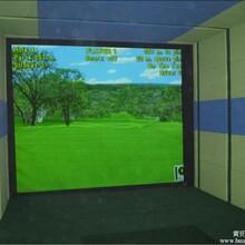 高尔夫自动回球系统