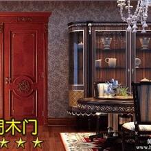 豪门木门之木文化