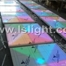 LED酒吧舞池地板砖图片