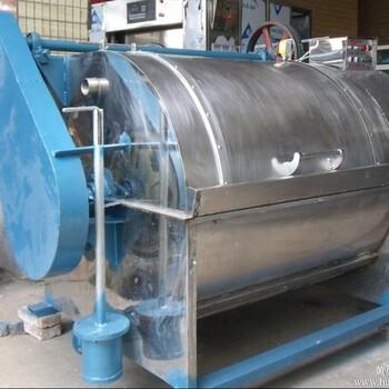 广州富得牌100公斤半自动工业洗衣机洗涤设备洗涤机械