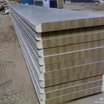 岩棉板和苯板哪个贵-聚氨酯封边岩棉夹芯板