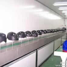 专业生产广东各式头盔塑胶喷漆喷油设备