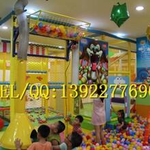 儿童室内游乐场利润究竟有多高?广州淘气堡厂家