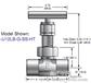 美国进口派克仪表阀8W-U12LB-GSS-HT-SPL500