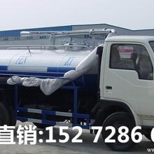 柳州市4吨5方东风劲卡吸粪车厂商报价