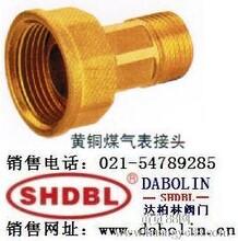 359黄铜煤气表接头