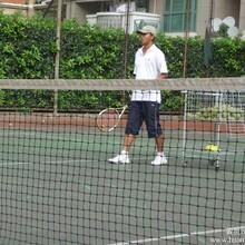 上海网球教练,上海网球培训