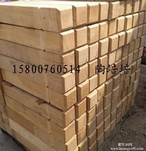 黄巴劳木巴劳木木材加工定做各种巴劳木板材红巴劳木材质图片