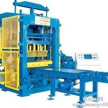 新型液压墙体砌块机生产线新型混凝土空心砌块机