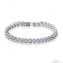 AAA锆石人工镶嵌手链年度流行饰品日韩款式手链