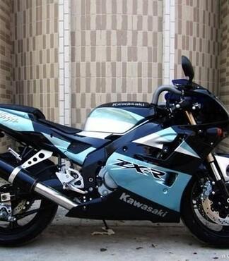 川崎ZXR400摩托车跑车报价川崎400摩托车摩托车价格 -川崎ZXR400