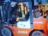 湖南株洲及全国长期出售二手合力3吨叉车