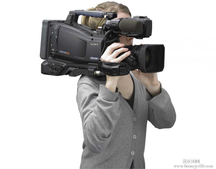 索尼PMW-EX330K肩扛式存储卡摄录一体机