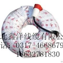 黄色防冻软电缆供应厂家五芯电动吊篮专用线加工生产厂家