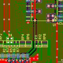 专业电子电路板抄板PCB单面双面多层板抄板