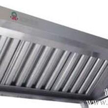 济南餐厅不锈钢油网烟罩厨房排烟通风设备济南厨房油网烟罩