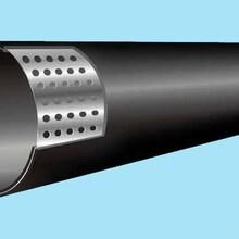 孔网钢带复合管钢丝网骨架塑料复合管图片