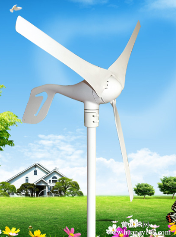 jk-w型风力发电机的风叶设计符合空气动力学原理,叶片材料碳纤维采用