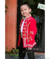 福州演出服,儿童礼服图片