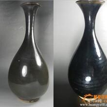 金元时期单色釉瓷器:耀州窑系玉壶春瓶鉴赏