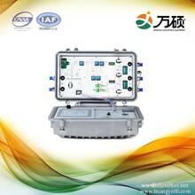 山东万硕专业生产二路光收SOR707光接收机可贴牌加工图片