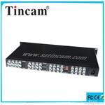 大量供应32路视频光端机单模单纤FC口传输20KM图片