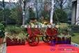 街道木制花车,广场实木花车,小区展示花车-公共场所家具家居厂家促销