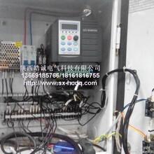 电动卷闸门PLC变频器维修
