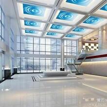 深圳展厅装修施工展示柜照明施工
