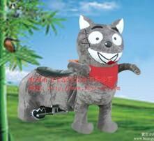 广场电瓶车,毛绒玩具车,动物玩具车,儿童电动玩具图片