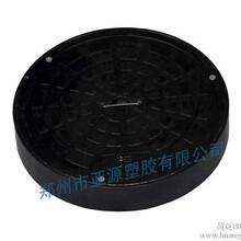 亚源HDPE塑料检查井零配件-复合井盖