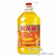 金龙鱼花生油瓶装5L