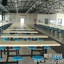 东莞松山湖科技园餐厅饭堂餐桌椅厂家图片
