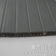 TVVBG电梯扁电缆带钢丝线国标线
