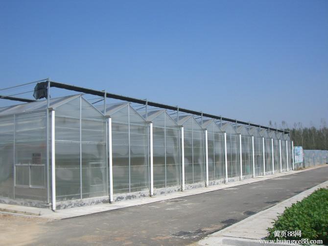市场上价格适中的连栋智能温室都是由惠诺温室工程公司提供