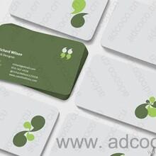 名片制作公司-设计与印刷一体化
