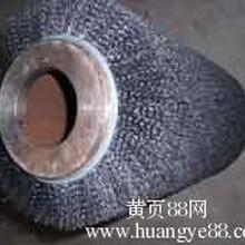 钢丝刷辊\钢丝辊钢丝辊刷抛光钢丝刷辊\机械钢丝刷辊