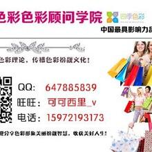 武汉四季色彩形象设计培训学校招生,色彩顾问--年轻人创业就业的首选