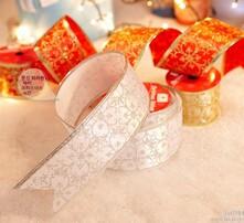 彩带丝带印花,婚庆丝带印花,婚庆彩带印花,婚庆织带印花图片