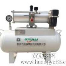 金华气密性试验台超高压手动泵空气增压泵力特海科技