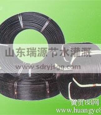 【瑞源节水灌溉器材公司出售最好的PE滴灌管材_滴灌管材价格价格|图
