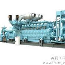 武安市出租发电机大型发电机图片