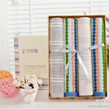 西安毛巾批发竹纤维毛巾供应礼品毛巾广告毛巾礼盒包装图片