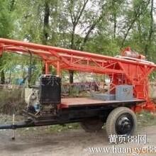牵引式4寸水井钻机图片
