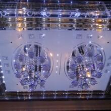 供应平板led水晶灯现代水晶灯客厅吸顶灯低压水晶灯灯