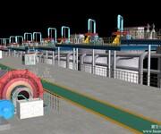 工业三维模型,三维动画,虚拟仿真系统,虚拟现实制作图片