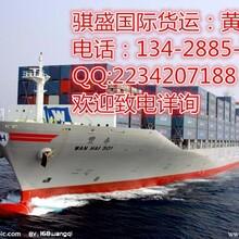 国际海运代理出口海运加拿大海运服务