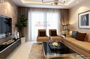 扬州佳家花园三室两厅现代简约装修效果图-扬州一号家居网-面对面装饰